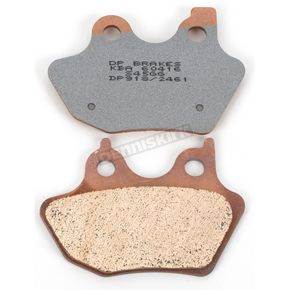 DP Brakes Sintered Metal Brake Pads - DP918