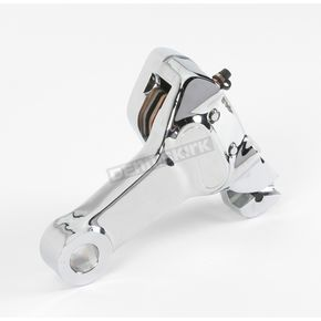 Drag Specialties Chrome 00-07 Style 4-Piston Brake Caliper - 7805-3039