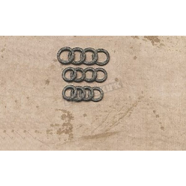 Genuine James Pushrod Tube Cork Seal Set - 17955-48-FL