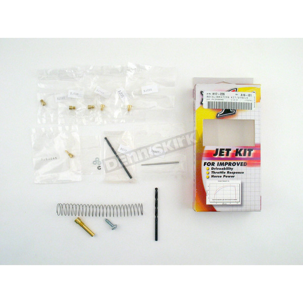 Dynojet Recalibration Jet Kit - 8118