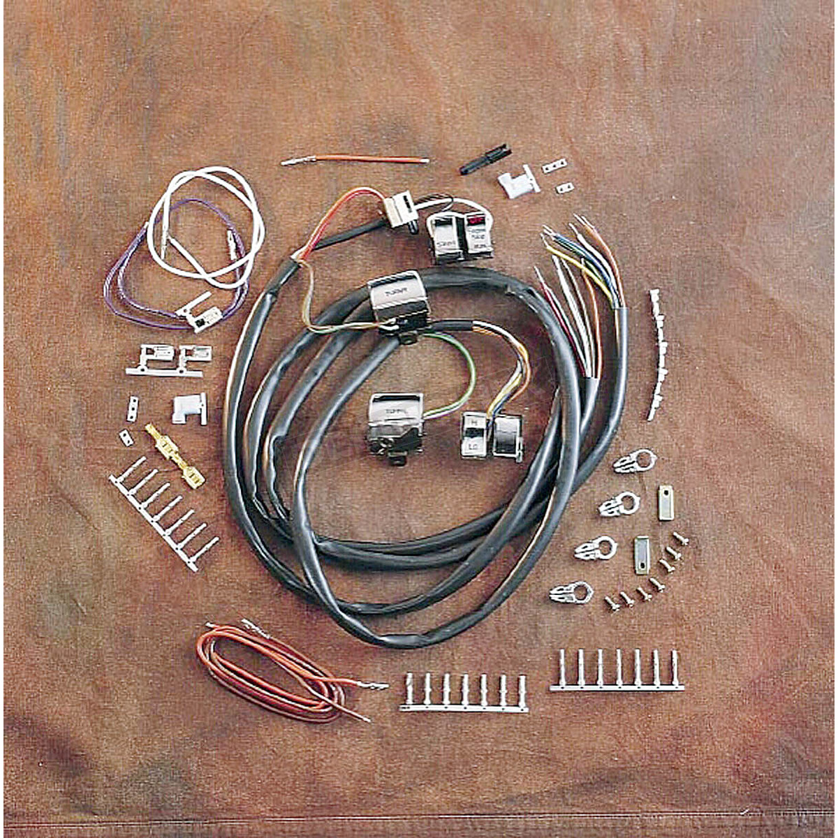 wrg 7488] chrome custom wiring harness
