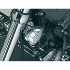 Small Halogen Silver Bullets with Front Fork Mount - 2304