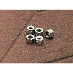 10-24 Chrome Nylon Insert Nut - DS-190522