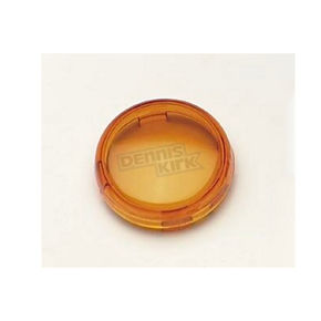 Drag Specialties Amber Turn Signal Lens - DS-280517