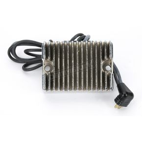 Accel Chrome Voltage Regulator - 201118C