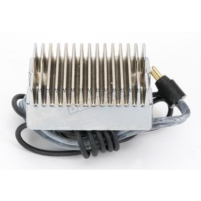 Accel Chrome Voltage Regulator - 201123C