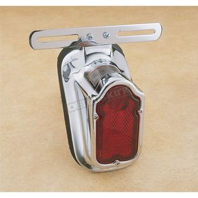 Custom Chrome Tombstone Taillight - 19644