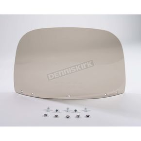 Rifle Smoke Windshield for Touring Models w/Fairing - 05050011