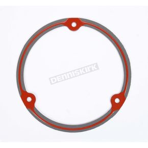 Genuine James Derby Cover Gasket (silicone) - 25416-70-X