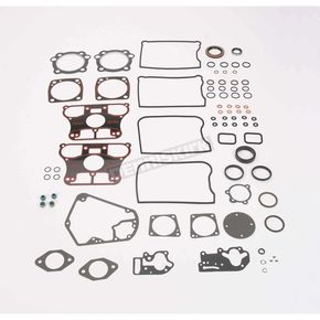 Genuine James Motor Gasket Set (Metal Base/Rocker Gaskets) - 17035-83-B