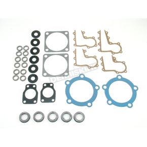 Genuine James Top End Gasket Set - Teflon Head Gasket - 17034-38