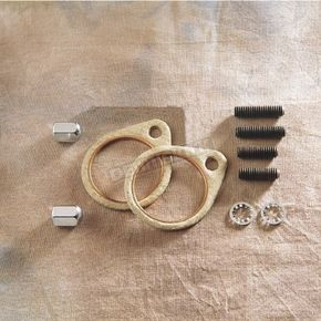 Genuine James Fire Ring Gasket-Stud and Nut Kit - SE-1