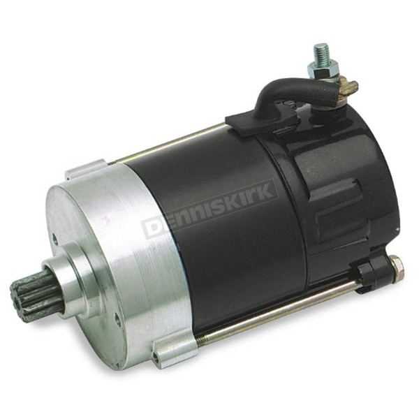 All Balls High-Torque Starter Motor  for Models w/Hitachi Starter - 80-1005