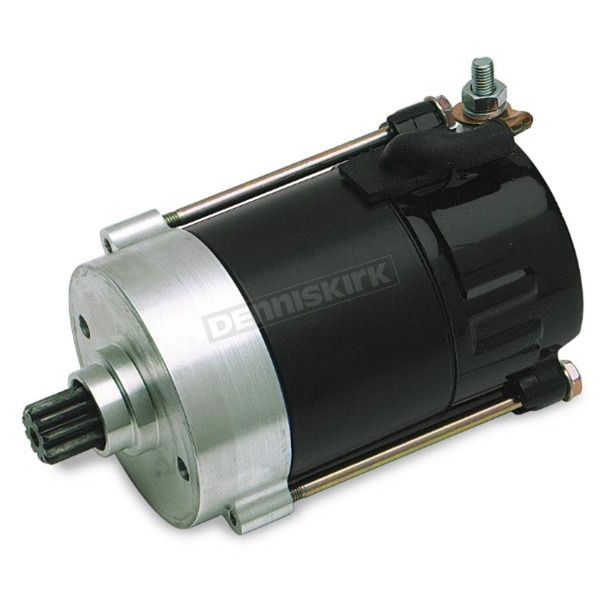 Mid USA High-Torque Starter Motor  - 80-1007