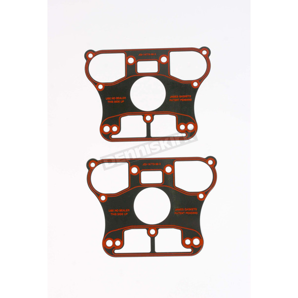 Genuine James One Piece Lower Rocker Housing Gasket/Steel - 16779-99-X