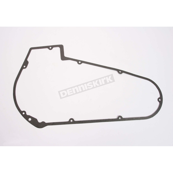 Genuine James 4 Speed Primary Cover Gasket (8-hole) w/Bead - 60540-65-A