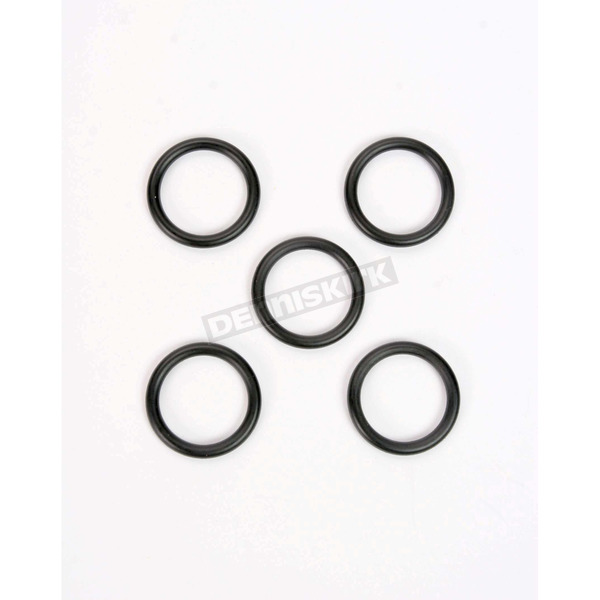 Middle Pushrod Tube O-Rings - 11132