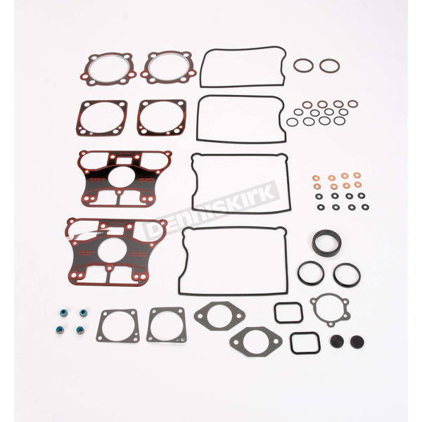 Genuine James Top End Gasket Set for 3 5/8 in. Big Bore - 17033-83-S