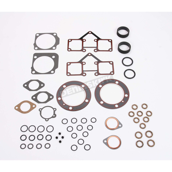 Genuine James Top End Gasket Set w/Fire-Ring Head Gaskets - 17034-66-X