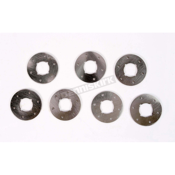 Eastern Motorcycle Parts Countershaft Gear End Washer Set for 4-Speed Transmission - A-35875-SET