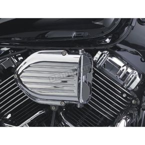Kuryakyn Pro-Series Hypercharger Air Cleaner w/Chrome Butterflies - 9307