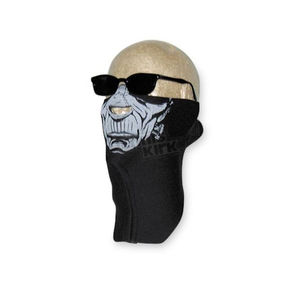 Wicked Wear Neoprene Frankenstein Cold Weather Half Face Mask - 2505