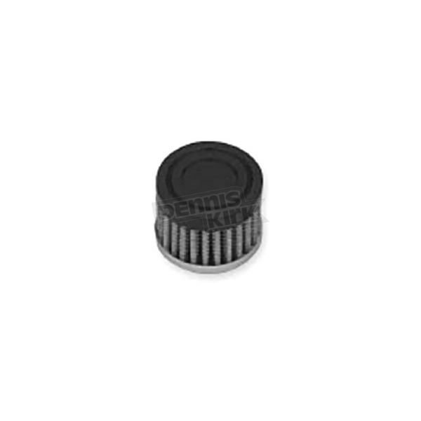 Drag Specialties Rubber Top Crankcase Vent Filter - DS-289517