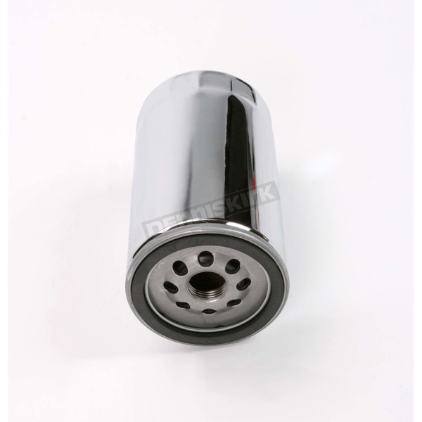 Drag Specialties Chrome Oil Filter - 0712-0012