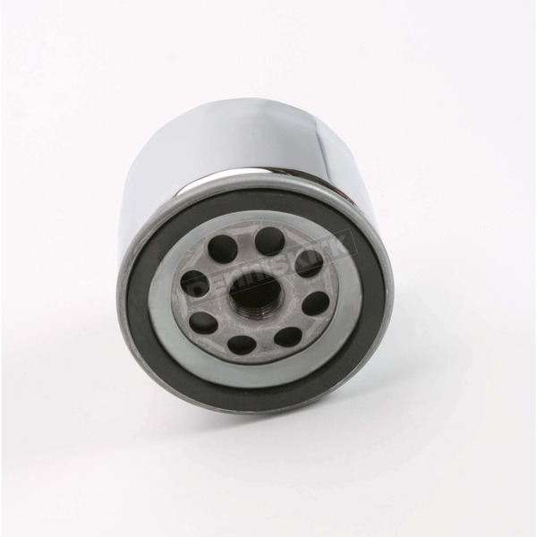Drag Specialties Chrome Oil Filter - 0712-0018