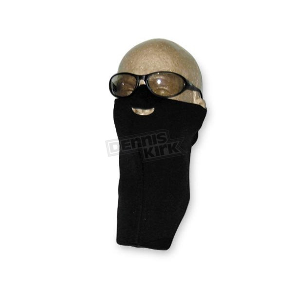 Wicked Wear Polartec Natural Cool Weather Half Face Masks - 1700P