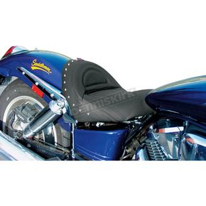 Saddlemen Studded Renegade Deluxe Solo Seat w/Saddlehyde - H4130J