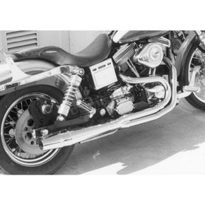 Thunderheader 2 into 1 High Performance Exhaust System - 1022