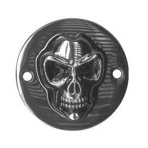 3-D Skull 2-Hole Points Cover - 1902-0185