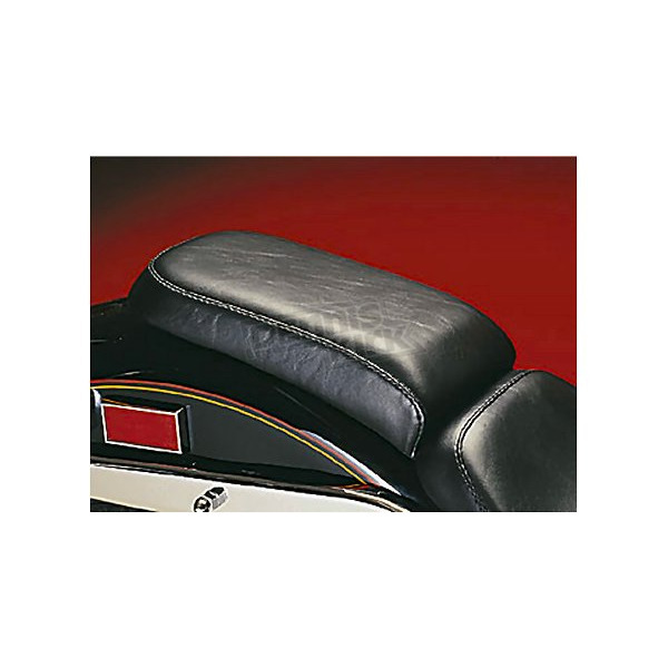 LePera 6 1/2 in. Wide Bare Bones Smooth Pillion Pad with Biker Gel  - LGN-007P
