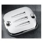 Grooved Style Front Master Cylinder Cover - DS-373814