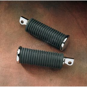 Drag Specialties Rubber Vibration-Absorbing Footpegs - DS-253408