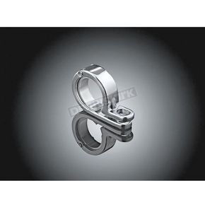 Kuryakyn 7/8 in. - 1 in. Chrome P-Clamp - 4018