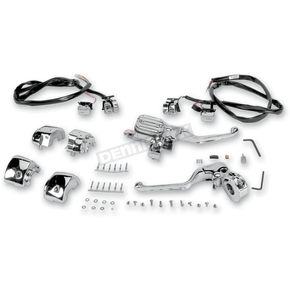 V-Factor Handlebar Control Kit for Custom Aftermarket Calipers - 49999