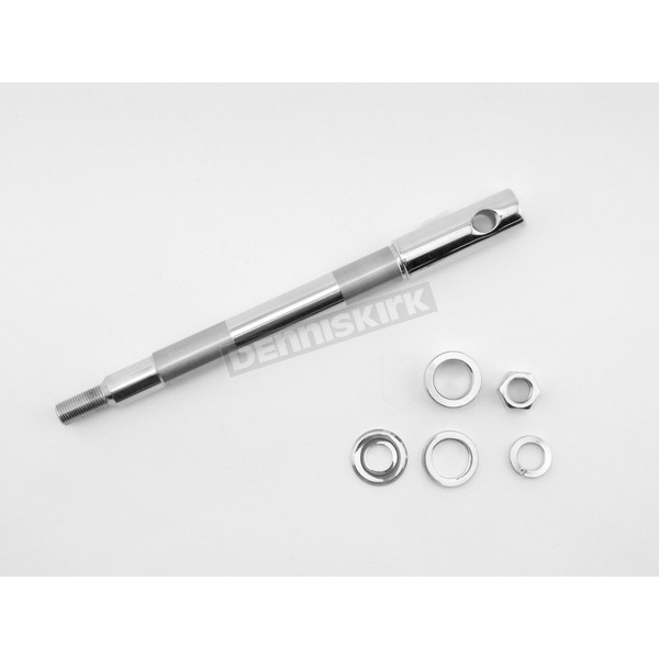Drag Specialties Chrome Axle Kit - DS-223036