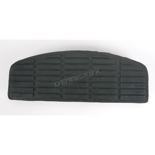 Drag Specialties Replacement Rubber Pad for Driver Floorboards - DS-254402