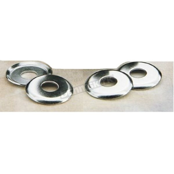 Drag Specialties Replacement Chrome Washers for Damper Kits - DS-222059