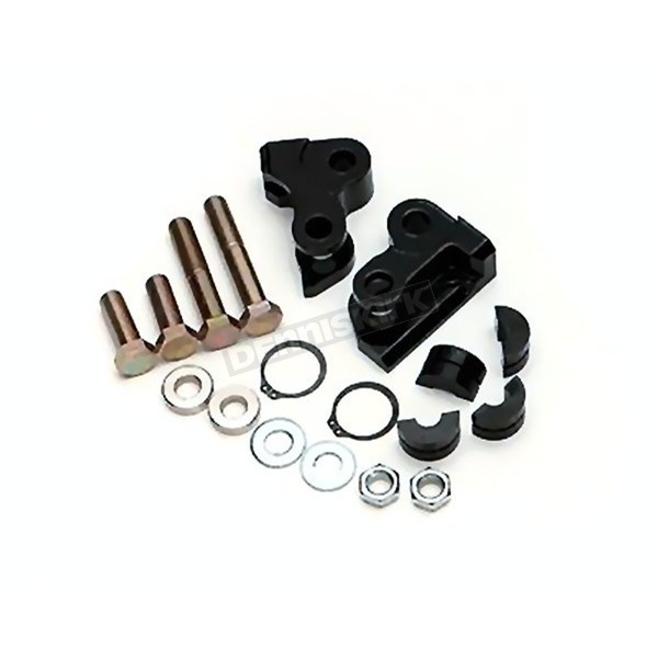 Burly Brand Black Lowering Kit - B28-282