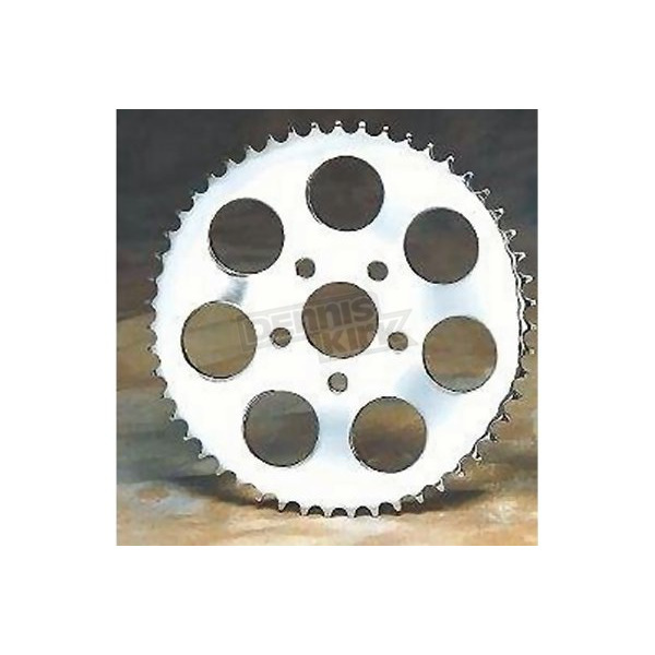Chrome Rear Wheel Sprocket w/51 Teeth - DS-325341