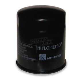 HiFloFiltro Black Oil Filter - HF171B