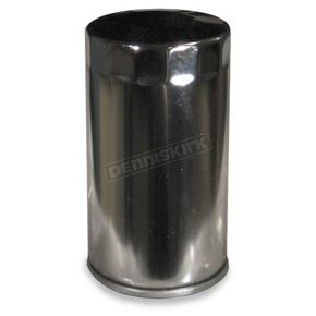 Chrome Oil Filter - HF173C