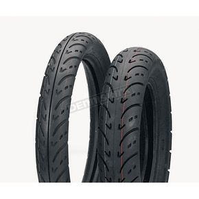Duro Front HF296A BLVD 80/90H-21 Blackwall Tire - 25-296A21-80
