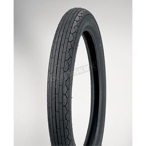 Duro Front HF317 3.00H-18 Blackwall Tire - 25-31718-300BTT