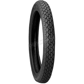 Duro Front Or Rear HF319 3.00-18 Blackwall Tire - 25-31918-300BTT