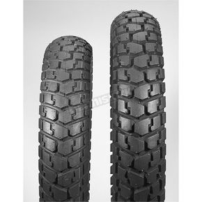 Duro Rear HF904 Median 130/90S-16 Blackwall Tire - 25-90416-130-TT
