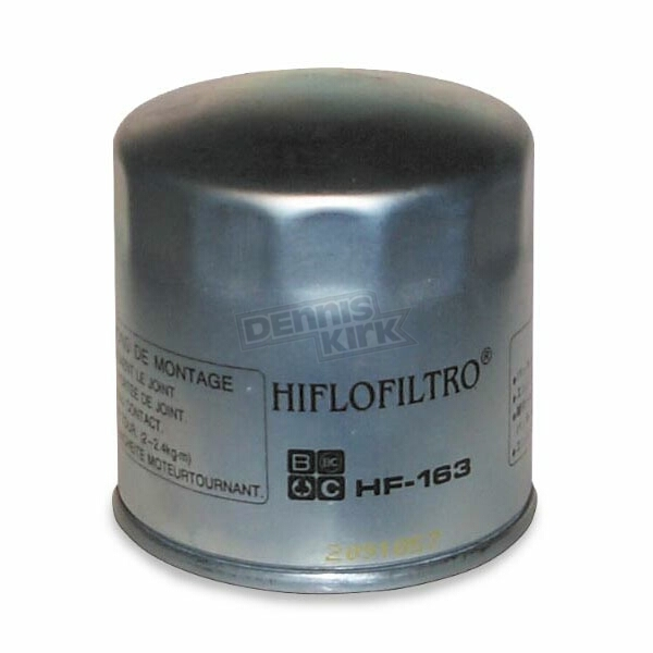 HiFloFiltro Chrome Oil Filter - HF171C